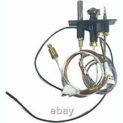 1111 Pilot Assembly NG Replacement Part by Fireplaces Black