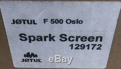 129172 Jotul F500 Oslo Spark Screen (oem)