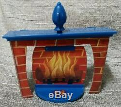 1313 DEAD END DRIVE 2002 Board Game Replacement Parts FIREPLACE TRAP