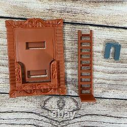 13 DEAD END DRIVE GAME REPLACEMENT PIECES PARTS Fireplace Ladder Bookcase Etc