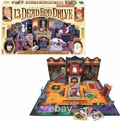 13 Dead End Drive Board Game Replacement Pieces Parts 1993 Milton Bradley Cards