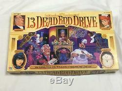 13 Dead End Drive Replacement Parts 1993 Milton Bradley Board Game