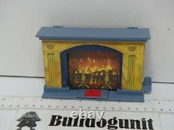 1993 13 Dead End Drive Board Game Fire Place Replacement Part Only