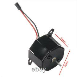 1 Motor Mounted Fireplace Fan Environmental Protection Motor Replacement Parts