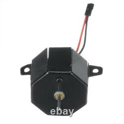 1x Eco Friendly Motor For Stove Burner Fan& Fireplace Heating Replacement Parts