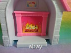 2003 Mattel Barbie Dollhouse Replacement Part Fireplace