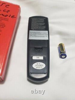 3000370600RP Remote Control Replacement Dimplex BFSL33 Electric Fireplace Transm