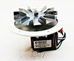 5520, 6037, 6039, 6041 Combustion Exhaust Motor 80473 + 4 3/4 AMP-UNIVCOMBKIT