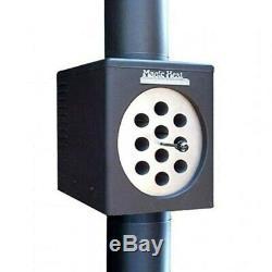 7 Inch Magic Heat Reclaimer Gas Less Than Perfect