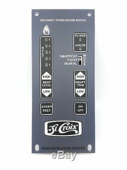 Afton Bay, Prescott, Hastings, Element, Ashby P Control Circuit Board 80P30523-R