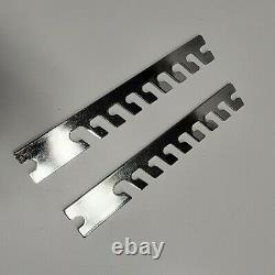 BARELY USED BOTH SPIT ROD SUPPORT ARMS Farberware 455/455N/4550 Grill
