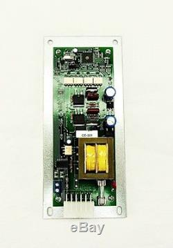 BRECKWELL Pellet Stove Circuit Control Board, 4RPM Motor Stoves, C-E-301 A-E-301
