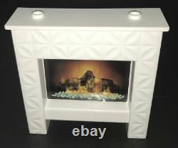 Barbie Dream House 2018 Replacement Part FHY73 Fireplace & Bookshelf Reversible