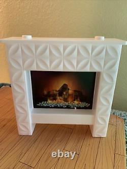 Barbie Dream House 2018 Replacement Part Fireplace & Bookshelf