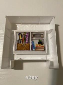 Barbie Dream House 2018 Replacement Part Fireplace & Bookshelf Reversible