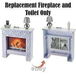 Barbie Replacement Parts Dream-House FHY73 Includes 1 Doll Size Fireplace / 1