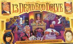 Board Game Parts Vintage 13 DEAD END DRIVE Milton Bradley'93 replacement pieces