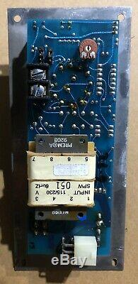 Breckwell P23 P24 P32i Pellet Stove Control Board