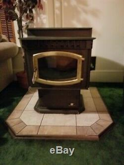 Breckwell P24 pellet stove