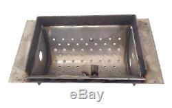 Burn Pot for 10-CDV, by Englander. CU-BP