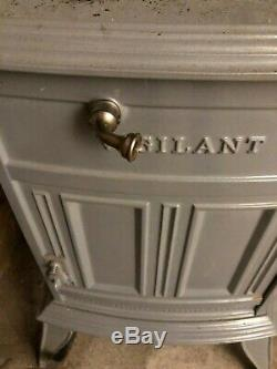 Cast Iron Stove Vigilant Coal/Wood