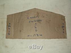 Century door Glass FW270XX ceramic for Wood Stove fireplace pellet coal