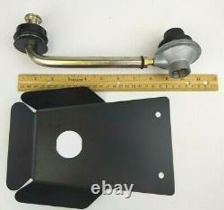 Coleman Model 1500 Fireplace Stove Starter Kit Replace Part Rare Propane