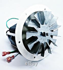 Danson Glowboy Exhaust Combustion Fan Motor + 4 3/4 KS5020-1040, PH-UNIVCOMBKIT
