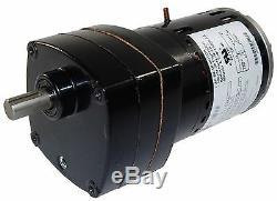 Dayton Model 1L520 Gear Motor 63 RPM 1/20 hp 230V 60/50HZ