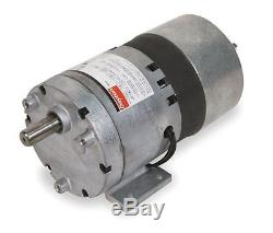 Dayton Model 1LPN7 Gear Motor 2 RPM 1/10p 115V (1L490) with Brake