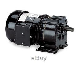 Dayton Model 2Z817 Gear Motor TEFC, 14 RPM 1/15 hp 115 Volts 60HZ
