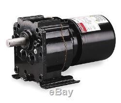 Dayton Model 3M328 Gear Motor TEFC, 14 RPM 1/20 hp 115 Volts 60HZ