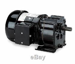 Dayton Model 6K329 Gear Motor TEFC, 40 RPM 1/6 hp 115 Volts 60HZ