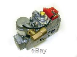 Dexen 6003 Series Electronic Ignition Valve, 3V, Natural Gas