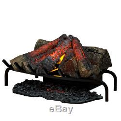 Dimple DLG1058 Open Hearth Fireplace Insert Electric Logs