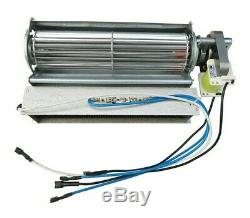 Direct Store Parts Kit DN101 Replacement Fireplace Blower