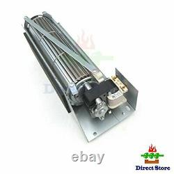 Direct Store Parts Kit DN109 FBK-250 Replacement Fireplace Blower Fan KIT for