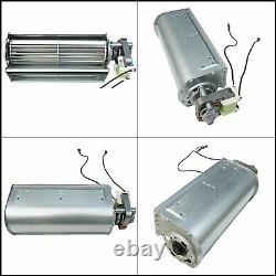 Direct store Parts Kit DN100 Fireplace Fan Blower Replacement for Heat Surge