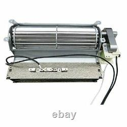 Electric Fireplace Blower Fan, Heating Element Replacement store Parts Kit DN103