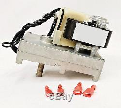 England Stove Works Pellet Stove Auger Feed Gearbox Motor PU-047040 PH-CCW1