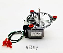 Englander Blower Room Fan Motor 25-EP, 25-EPI, 25-PDVC PU-4c442, PH-UNIVCOMB