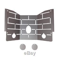 Enviro EF3 STEEL BRICK LINING, EF-129 (50-1799)