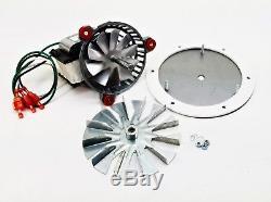 Enviro Fire Combustion Exhaust Blower Motor Kit EF-901 4 3/4PD PH-UNIVCOMBKIT-P