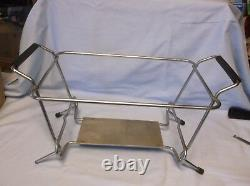FABERWARE OPEN HEARTH ROTISSERIE MODEL 454 454A REPLACEMENT PART SKELETON WithLEGS