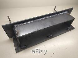 FPX 36 FirePlaceX CATALYTIC HOLDER / BYPASS ASSEMBLY 91001615 Stove Part 92-94