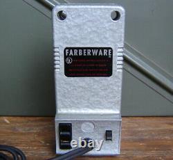 Farberware Open Hearth Broiler Rotisserie Grill Replacement Parts Refurb Motor