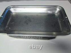 Farberware Open Hearth Broiler Rotisserie replacement part bottom drip pan 455N