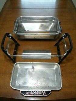 Farberware Open Hearth Rotisserie Broiler 450 Replacement Part with Drip Pan