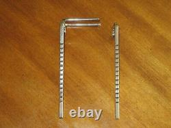 Farberware Open Hearth Rotisserie Motor Support Rods Brackets for 454A 450 460