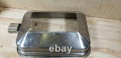 Farberware STAINLESS BODY PART Open Hearth Rotisserie Mini Grill 440